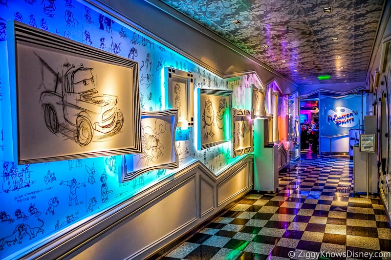 Animator's Palate Coronavirus Disney Cruise Line