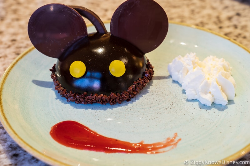 Disney Free Dining Desserts