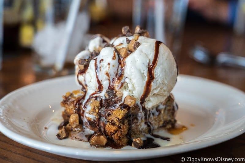 Desserts for Disney World Free Dining