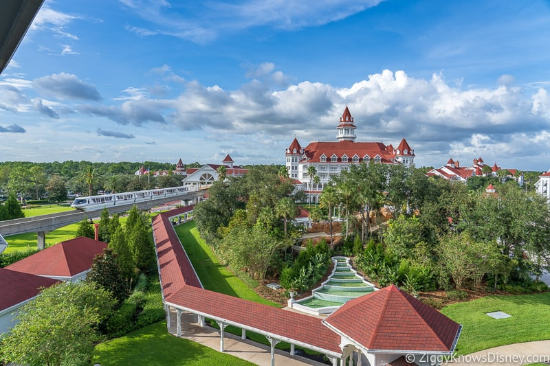 Grand Floridian Resort Disney Free Dining