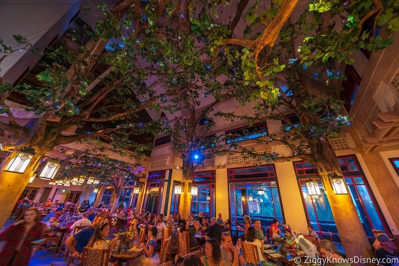 Disney Free Dining Restaurants