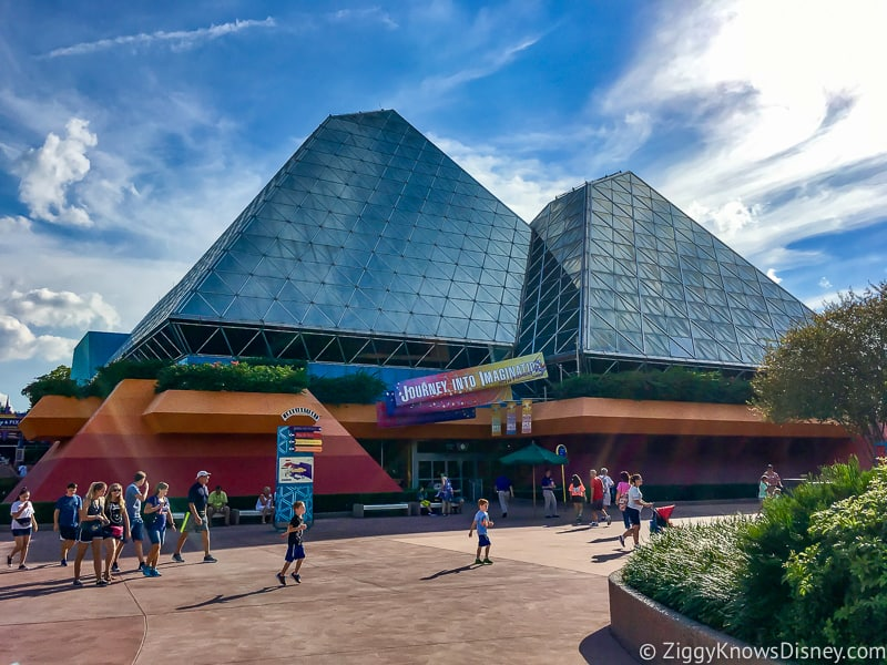 Imagination! pavilion possible Disney World budget cuts
