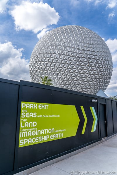 EPCOT budget cuts Disney World closure