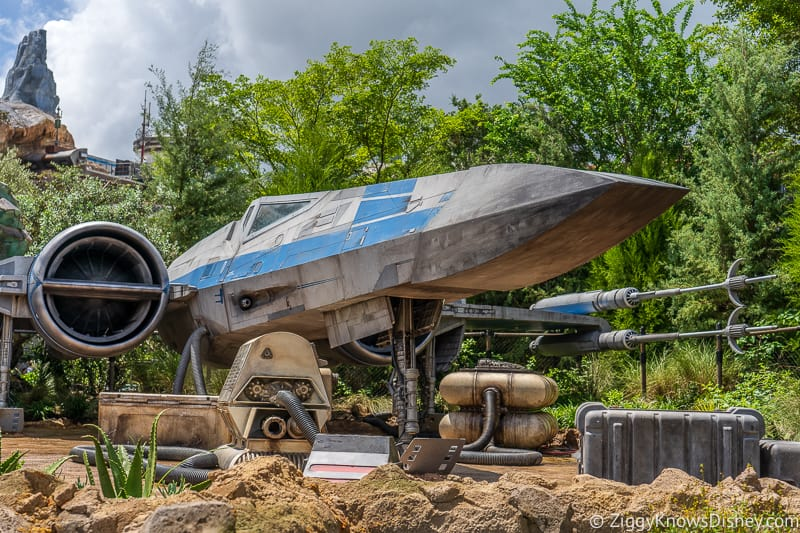 Galaxy's Edge budget cuts