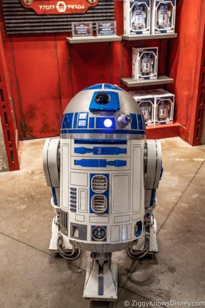 Star Wars Galaxy's Edge entertainment budget cuts Droids