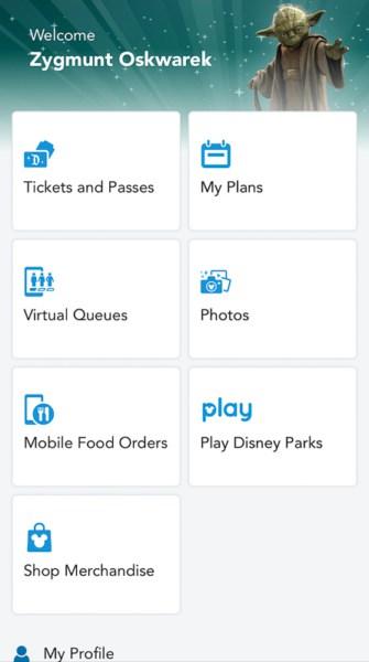Disney virtual queues