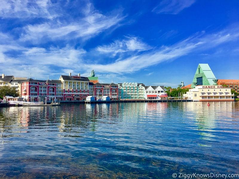 Disney World Closure Hotels
