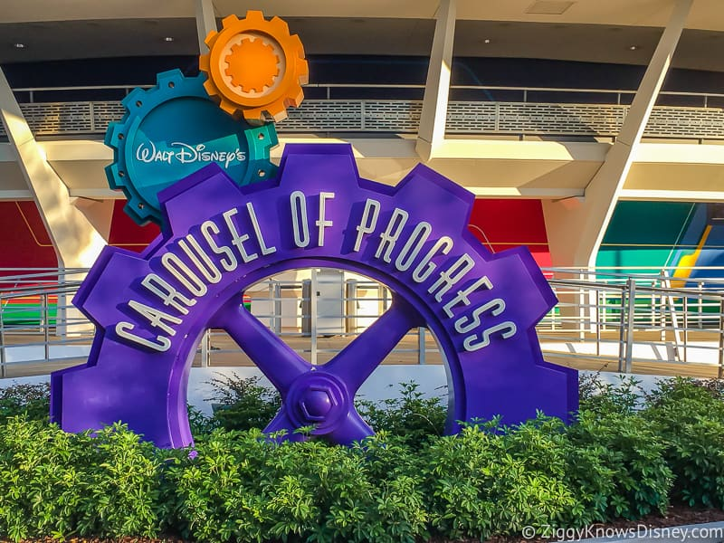 Attractions Disney World Closed