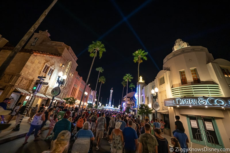 Disney World Closure Crowds