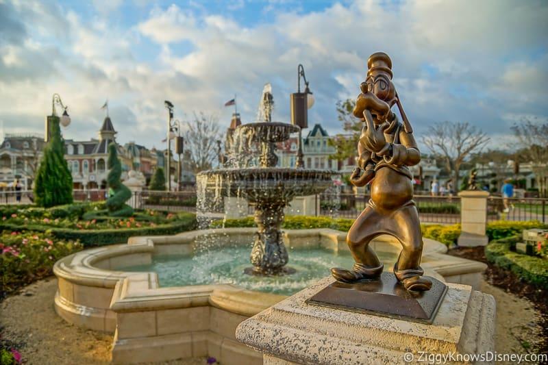 Disney World Closed Magic Kingdom
