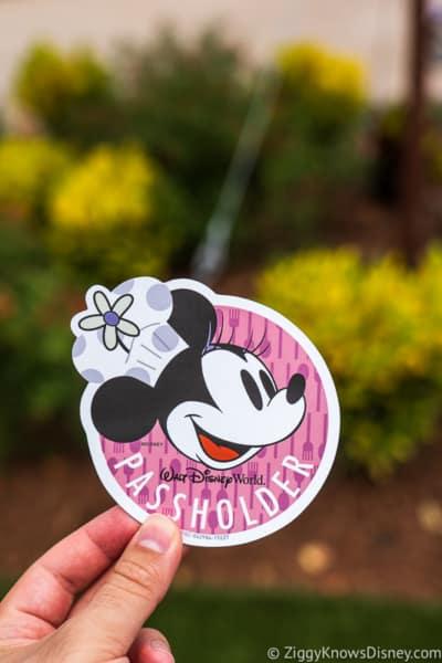 Disney World Closed Annual Passes