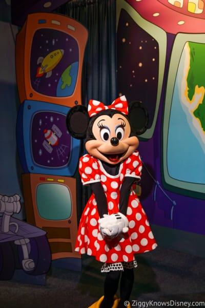 Disney World reopening characters