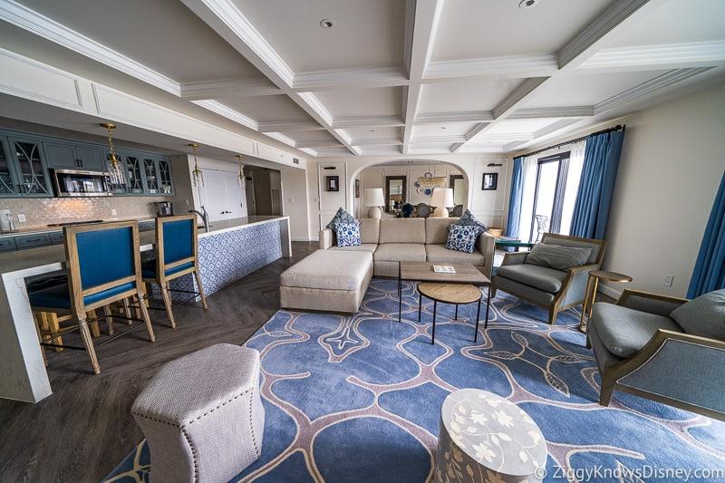 3 Bedroom Suite Disney Riviera Resort