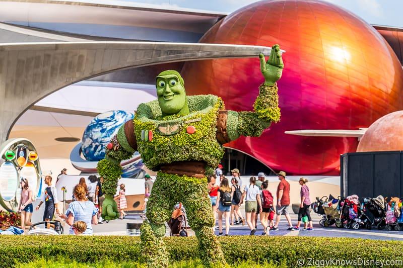 Disney World reopening EPCOT