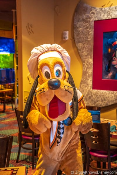 Disneyland Closure Pluto hotels