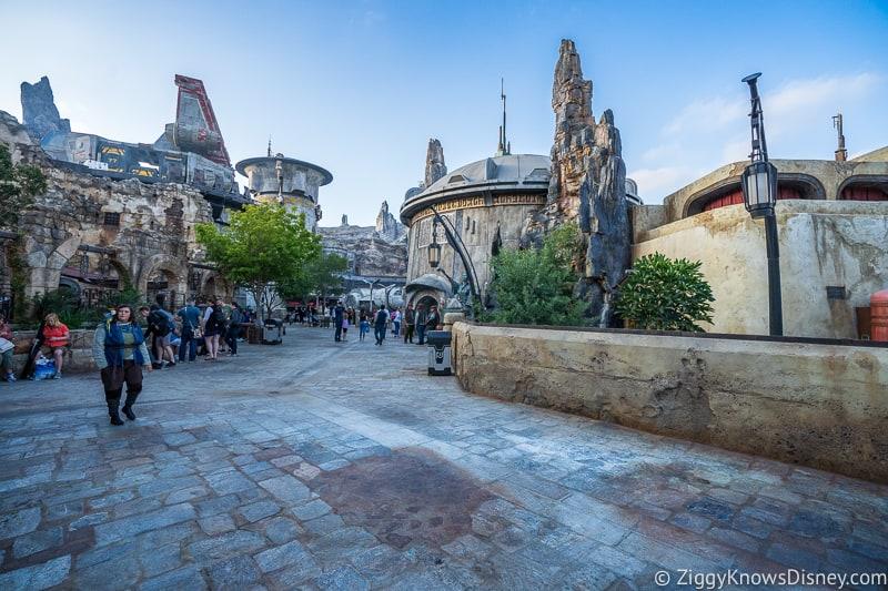 Disneyland Galaxy's Edge Closure
