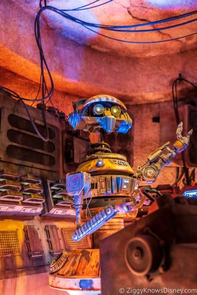 Disneyland Closure Coronavirus Oga's Cantina