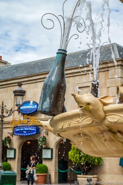 Disneyland Paris closure Ratatouille
