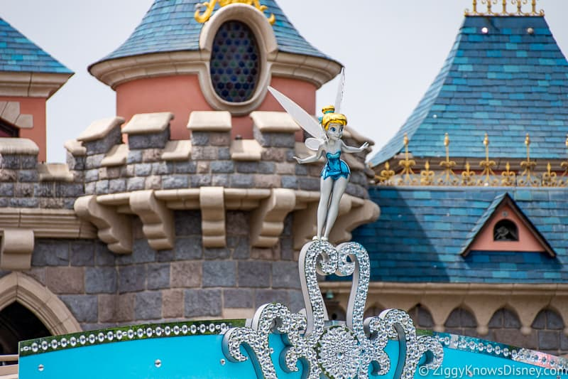 Disneyland Paris closure Tinker Bell