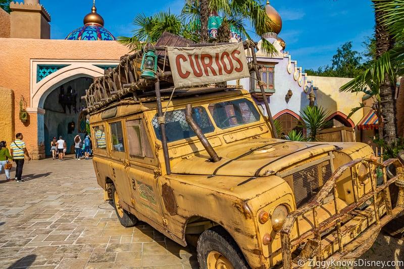 Disneyland Paris closure Adventureland
