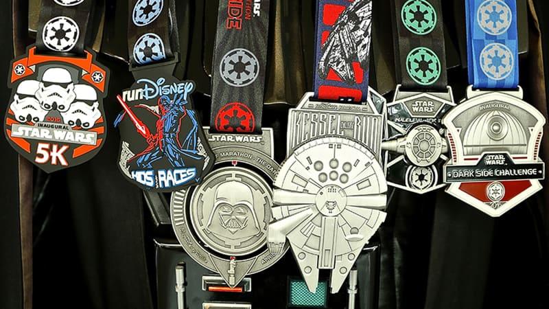runDisney Star Wars half marathon weekend medals canceled