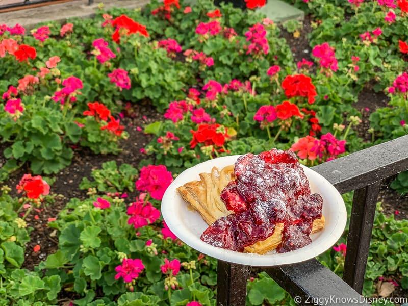 Best Snacks Epcot Flower and Garden Festival