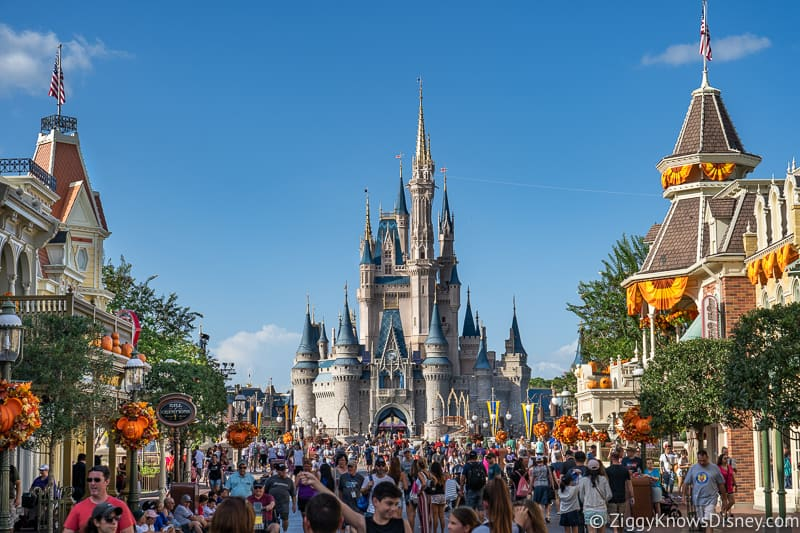 Best Time to Visit Disney World ranked by month