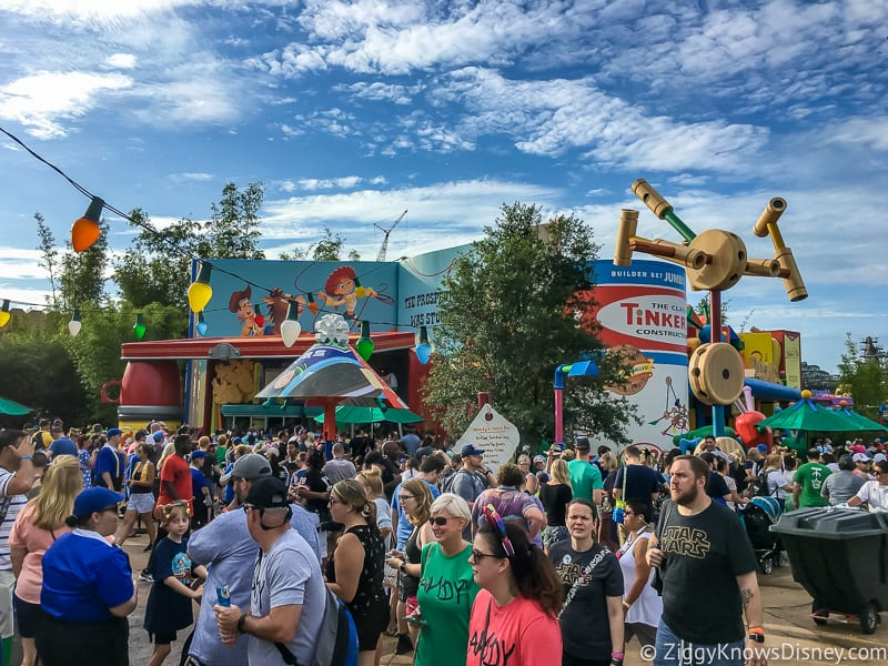 Busiest Time of year to Visit Disney World
