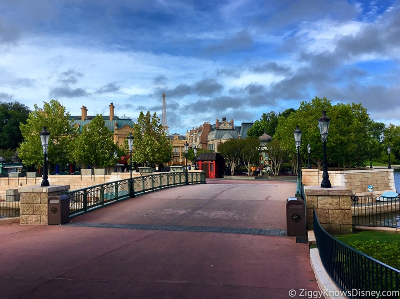 Least crowded time to Visit Disney World