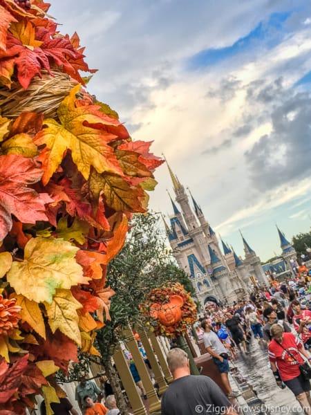 Festivals in Disney World