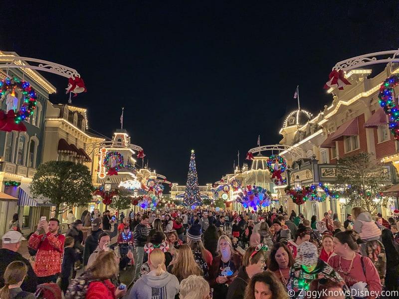 Best Time to Visit Disney World in December
