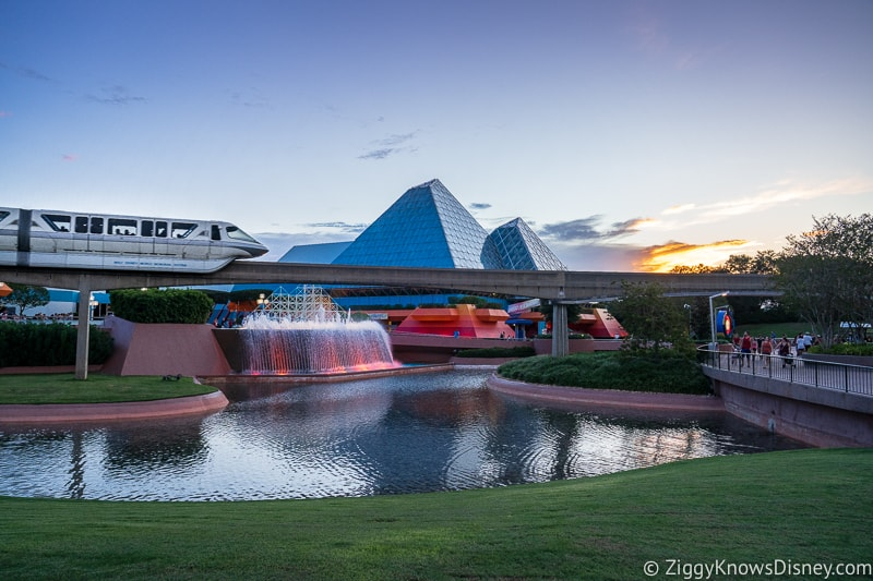 Visiting Disney World in September