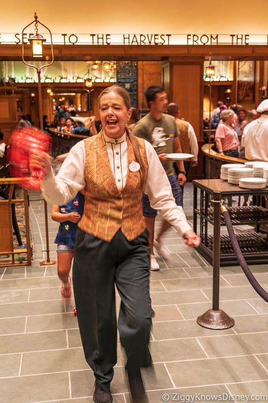 Disney furloughs Cast Members