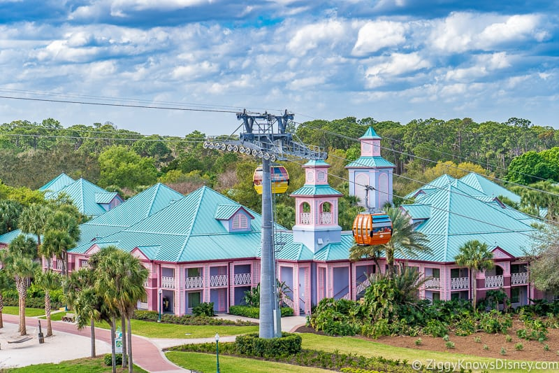 Best Resort for Disney Skyliner