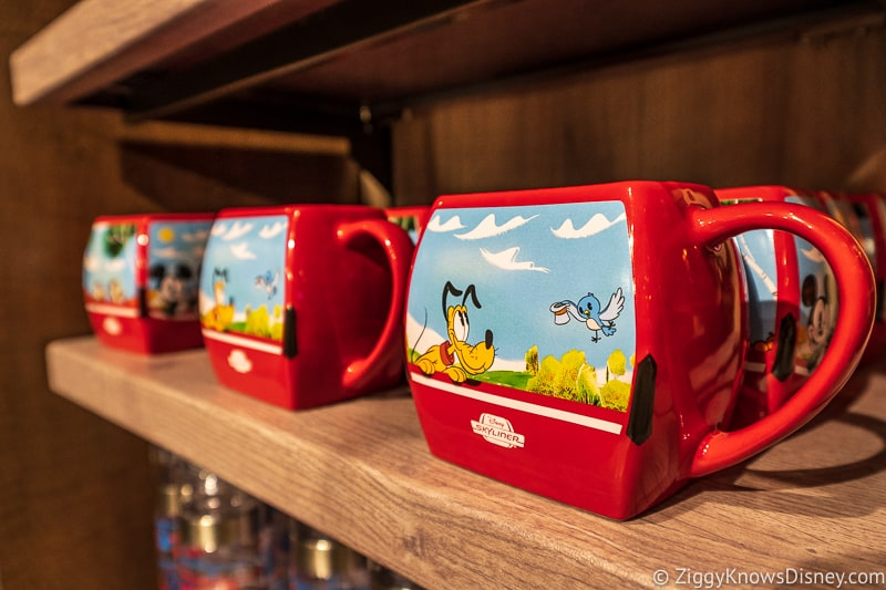 Disney Skyliner mug merchandise