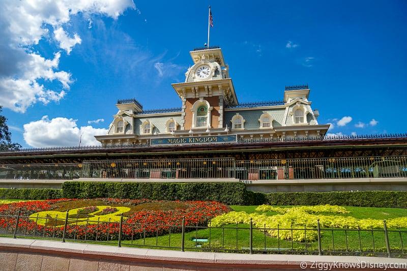 2020 Disney World Crowd Calendar