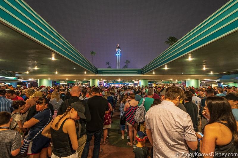 Disney Crowd Calendar
