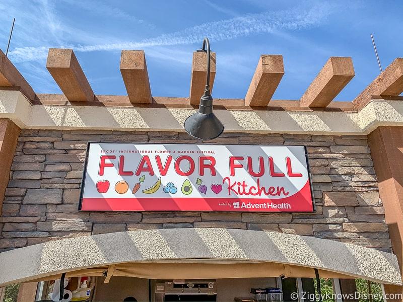 Flavor Full Kitchen Flower and Garden