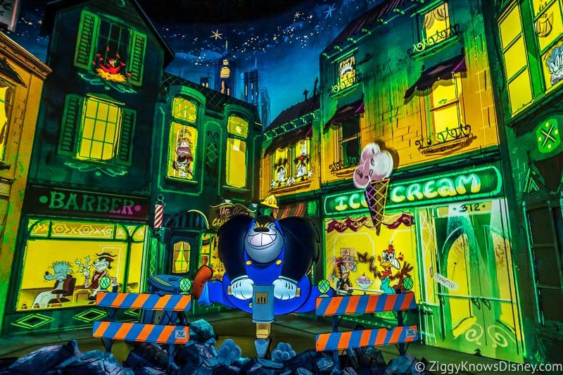 jackhammer Mickey and Minnie's Runaway Railway