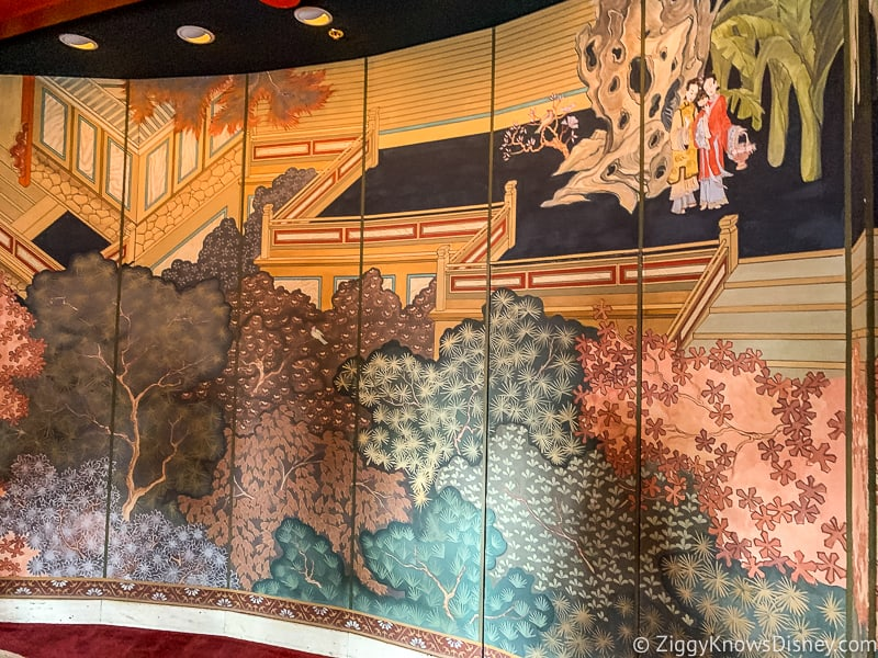 Mickey and Minnie's Runaway Railway tapestry