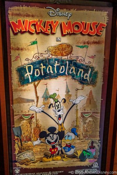 Potatoland Mickey and Minnie's Runaway Railway