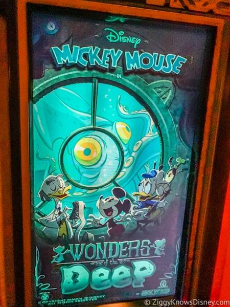 Wonders of the Deep Mickey and Minnie's Runaway Railway