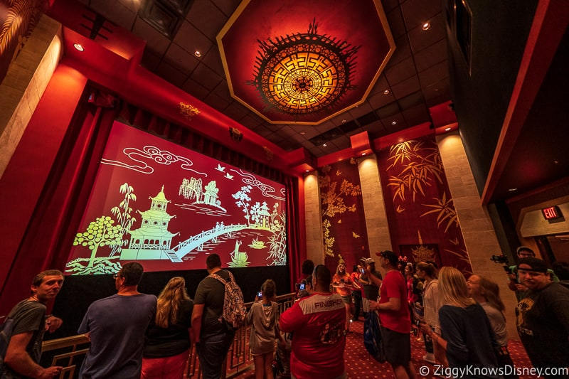 Screening Room Mickey and Minnie's Runaway Railway