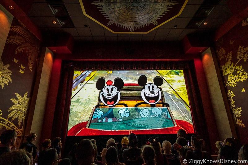 Mickey and Minnie's Runaway Railway Cinema