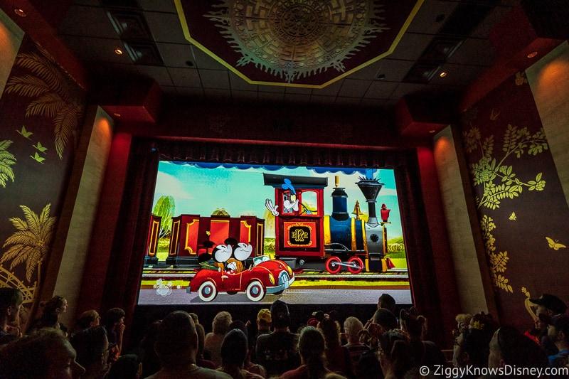 Mickey and Minnie's Runaway Railway Mickey Short