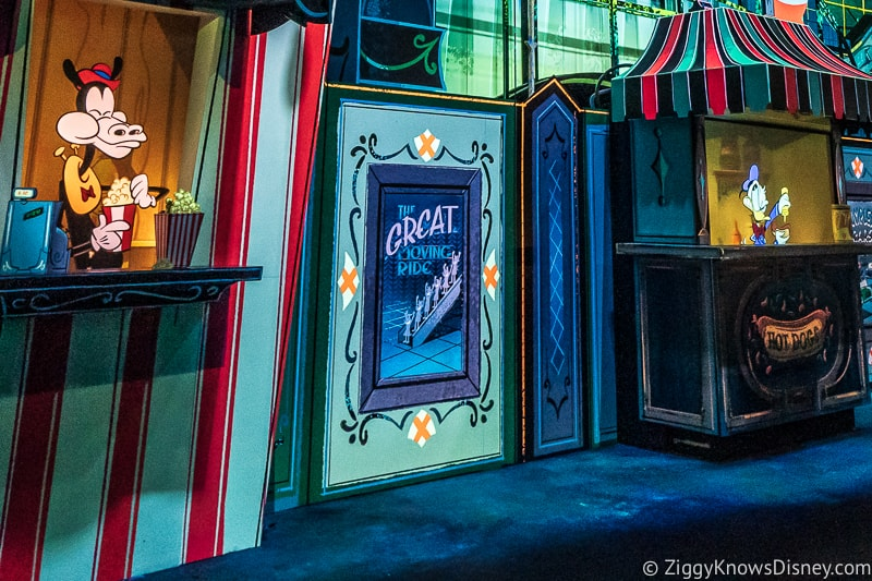 The Great Moving Ride Mickey and Minnie's Runaway Railway