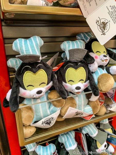 conductor plush from Mickey and Minnie's Runaway Railwa
