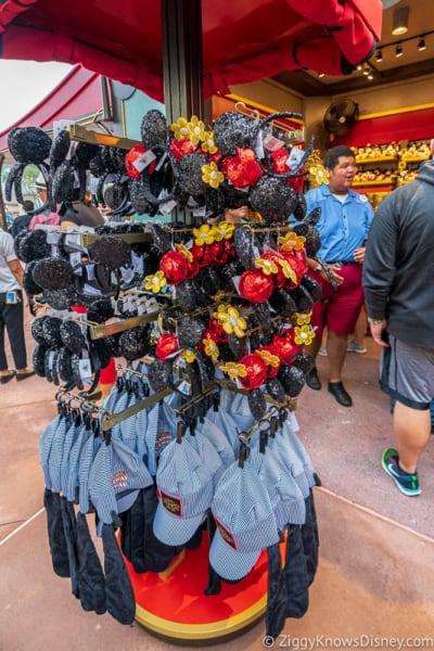 Mickey Ears Runaway Railway Merchandise