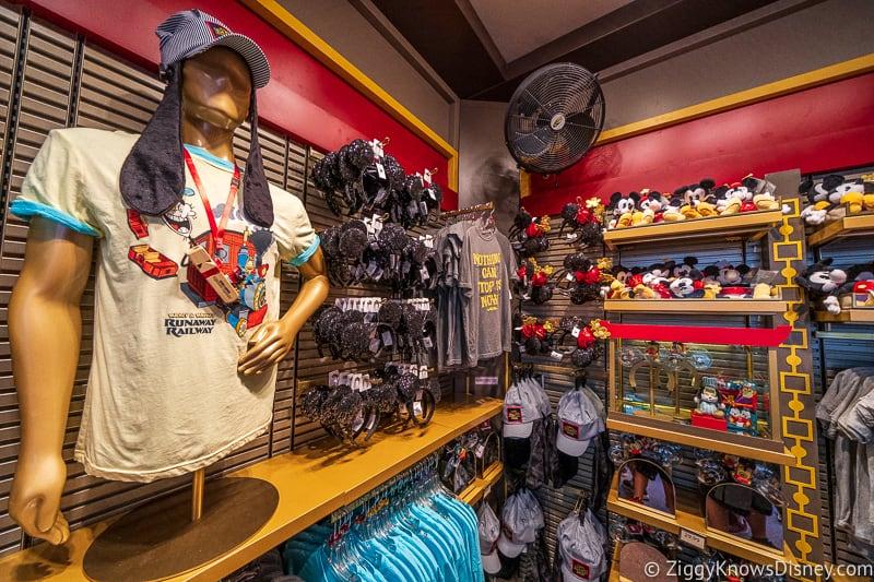 Mickey and Minnie's Runaway Railway Merchandise
