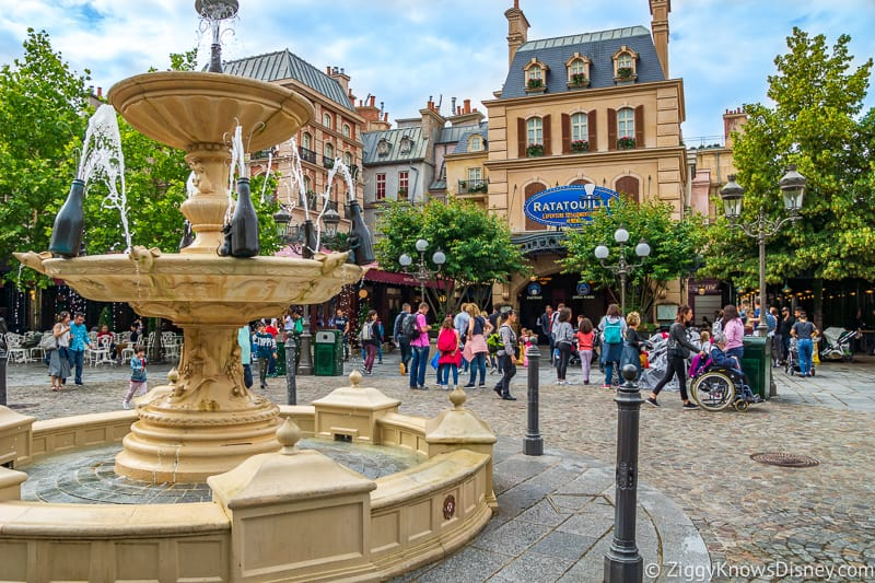 France expansion coming to Epcot Remy's Ratatouille Adventure Epcot
